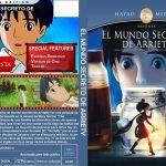 Arrietty y el Mundo de los Diminutos – Latino – MKV – AVI – MEGA