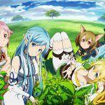 Sword Art Online: Extra Edition – Pelicula – Mkv BDrip 1080p – Avi – Mega