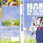 Haru en el reino de los gatos – Tetra Audio + Sub – HD +Avi – Mega