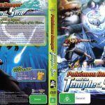Pokémon película 9 – Pokémon ranger y el templo del mar Avi – Latino – Mega