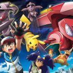 Pokémon pelicula 16; Genesect y el Despertar de una Leyenda Latino – Avi – Mega