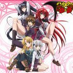 High School DxD [12/12] BDrip + Ligero – Mega
