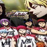 Kuroko No Basket : Last game – Pelicula – Avi – Mp4 – HD – Mega