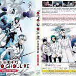 Tokyo Ghoul:re [12/12] –  Mp4 HD Y Avi – Mega – Mediafire