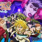 Nanatsu no Taizai Movie: Tenkuu no Torawarebito – Mkv – Avi – Latino + Sub – Mega – Mediafire