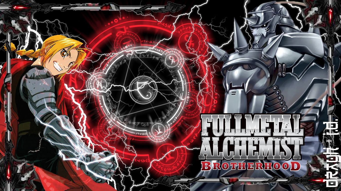 Full Metal Alchemist Brotherhood Hd Latino Sub Mega Mediafire Daemon Anime