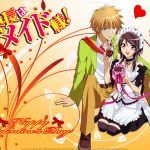Kaichou wa Maid sama! [26/26] + Ova – Mp4 HD – Mega – Mediafire