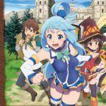 Kono Subarashii Sekai ni Shukufuku wo! Temporada 1 y 2 + Ovas – Latino – HD – Mega – Mediafire