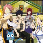 Fairy Tail 175/175 + Ovas – HD Ligero – Mega – Mediafire