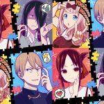 Kaguya-sama wa Kokurasetai – Tensai-tachi no Renai Zunousen Temporada 1 y 2 – Avi – Mega – Mediafire