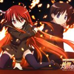 Shakugan no Shana Completa Mp4 HD – Mega – Mediafire
