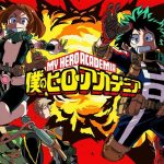 Boku no Hero Academia Temporada 2 – Latino  HD + Avi – Mega – Mediafire
