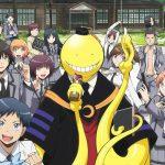 Ansatsu Kyoushitsu – Assassination Classroom – Mkv Dual – Temporada 1 y 2 – Mega – Mediafire